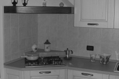 Cucina Verona legno decapè
